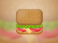iOS Sandwich Icon