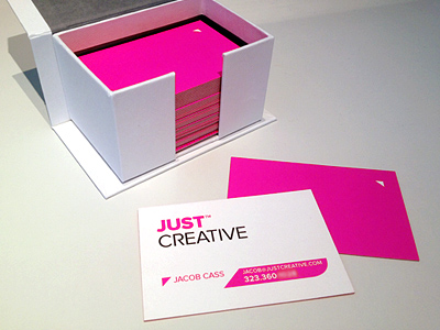 Justcreative-card