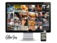 Coffee Shop Website
