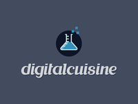 Digital cuisine logo