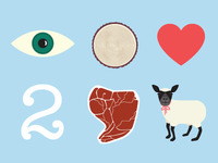 Eye wood love 2 meat ewe