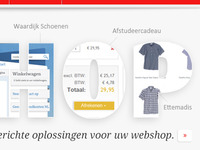 The perfect webshop