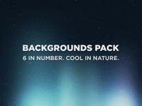 Dribbble Backgrounds