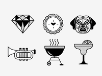Icons for a special project