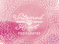 Untamed Heart Logo version 2