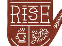 Another Rise Coffee Logo Concept