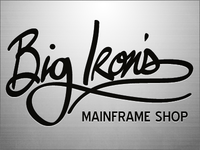 Big Iron's Mainframe Shop