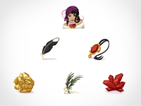 Love Potion 9 Icons