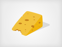 Foodgaze Cheese Logo
