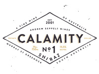 Calamity No.1 Shiraz