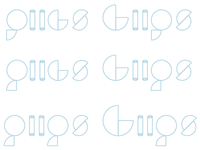 Giigs other logo alternative