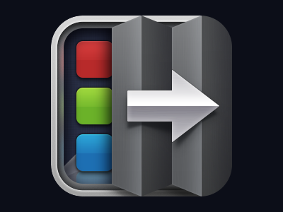 Fold-to-unlock-icon