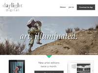 Daylight Digital Website