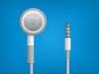 Ear Buds With Plug