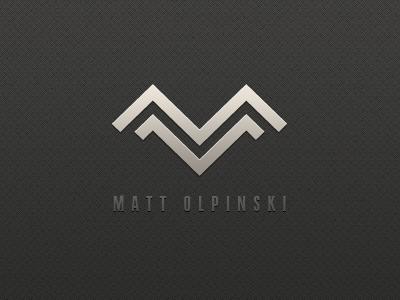 M Logo Dribbble - Logo...
