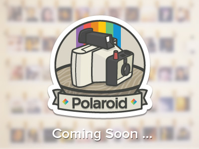 Polaroiddribbble