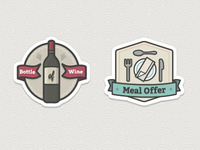 Rewards - Wine and Meal