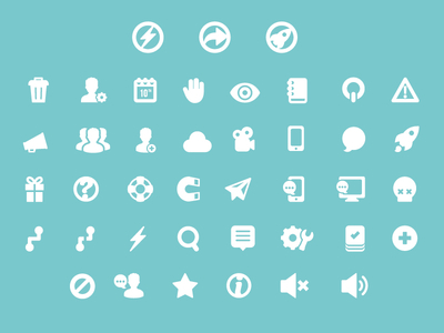 And Bang! Icon Development