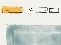 Wireframing with the Paper app