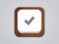 To-do iOS Icon