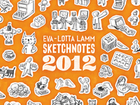 Sketchnotes 2012 – Cover sneak peek
