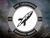 The Launchpad - Circle badge