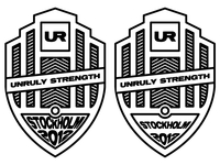 Unruly Strength - Concept 02 - Rough vectors