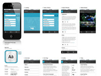 Cook Islands iphone app overview