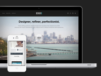 Benek Design New Responsive Site!