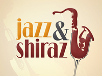 Jazz & Shiraz event logo