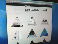 Rally's (beta) site is now Live!
