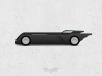 Batman: The Animate Series - Batmobile