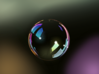Bubbble v2.0 (created with Sketch)