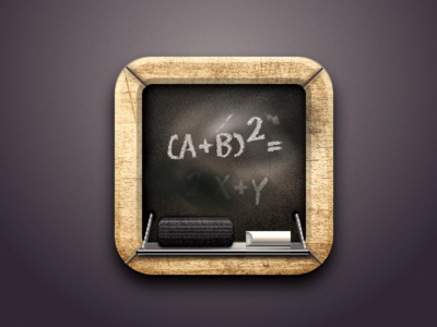 Download Blackboard Icon .Sketch