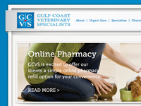 MyGCVS Veterinary Site