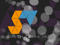 South Texas Jazz title graphic