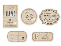 Old Labels