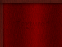 """Textured"" Retina Wallpaper"