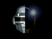 Random Access Memories - 3d Model/Photo Edit