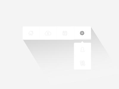 Download Toolbar UI PSD