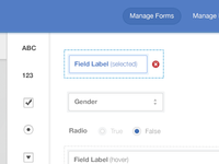 Form UI Builder