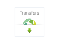 Transfers Facebook Application Image