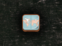 iPhone Travel App Icon #2