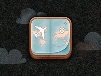 Travelog Icon for App Store