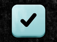 iPhone ToDo App Icon