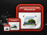 iPhone PhotoCal Icon