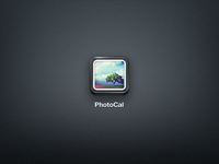 PhotoCal for iPad Icon