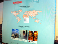Travelog.me - Web