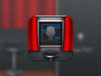 iOS Photobooth icon