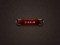 Diablo Button